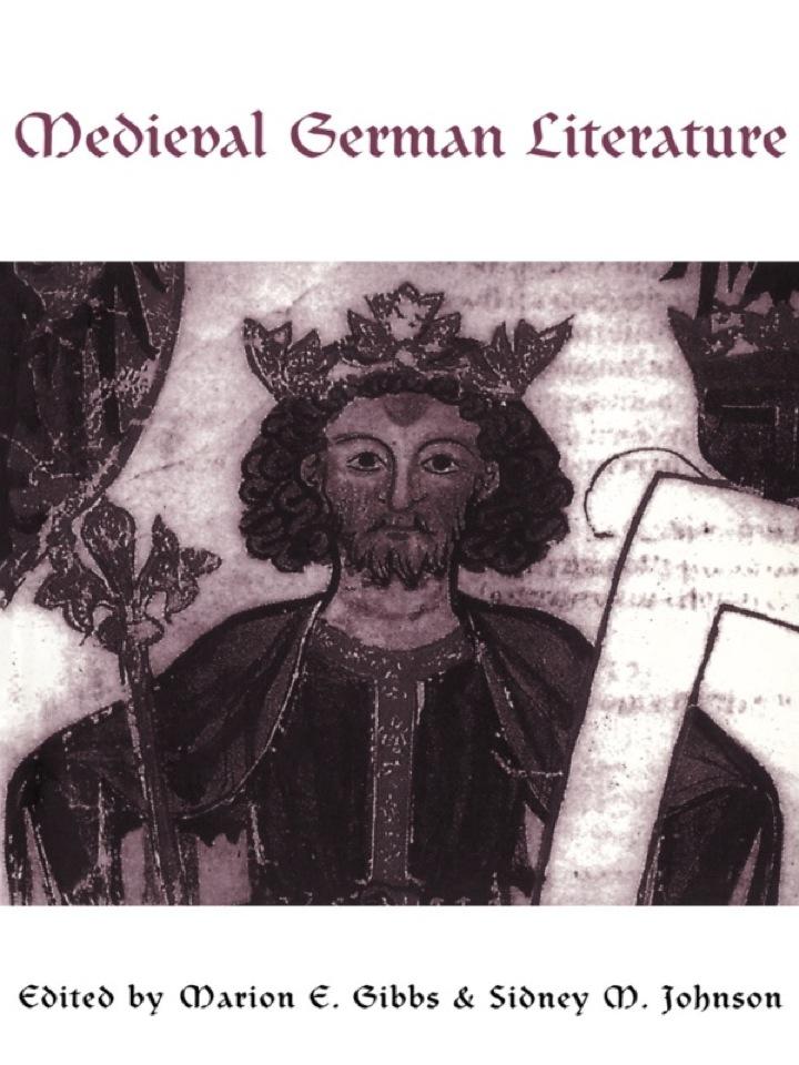 Medieval German Literature