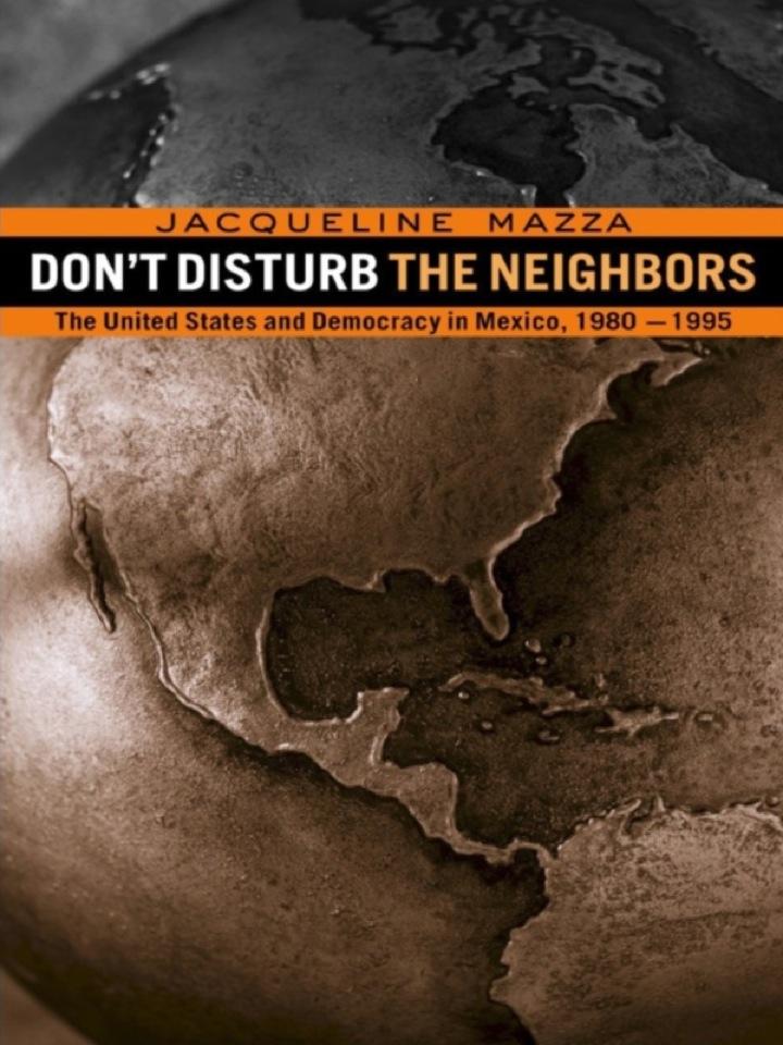 Don't Disturb the Neighbors