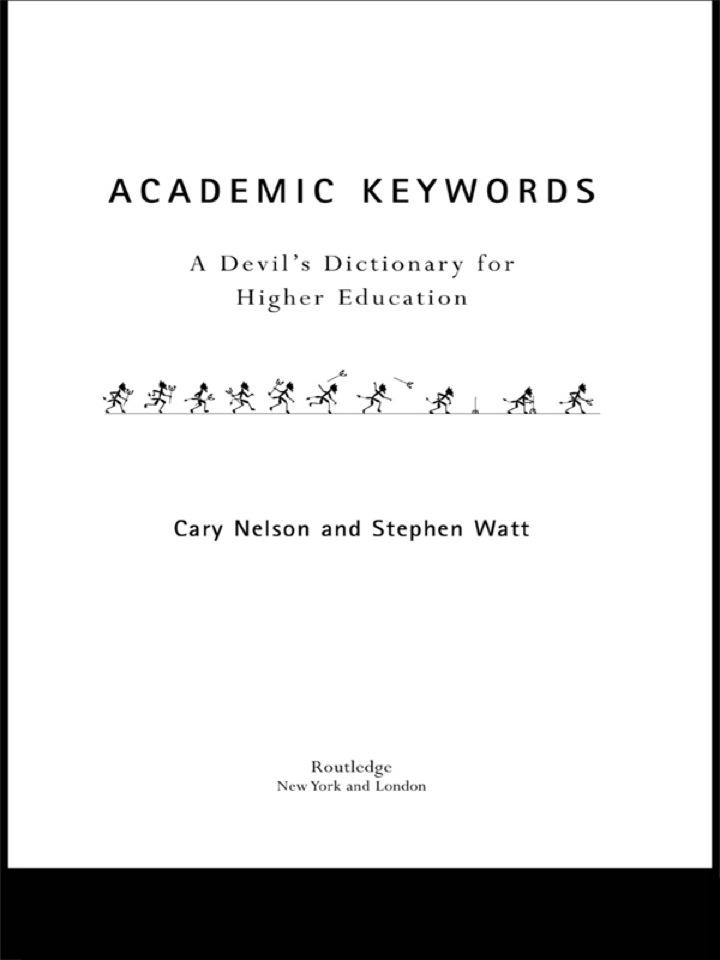 Academic Keywords