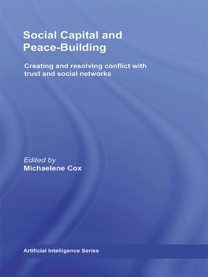 Social Capital and Peace-Building
