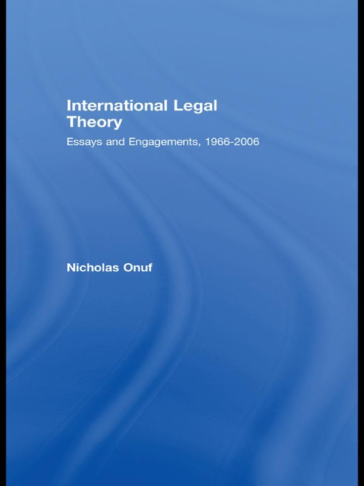 International Legal Theory