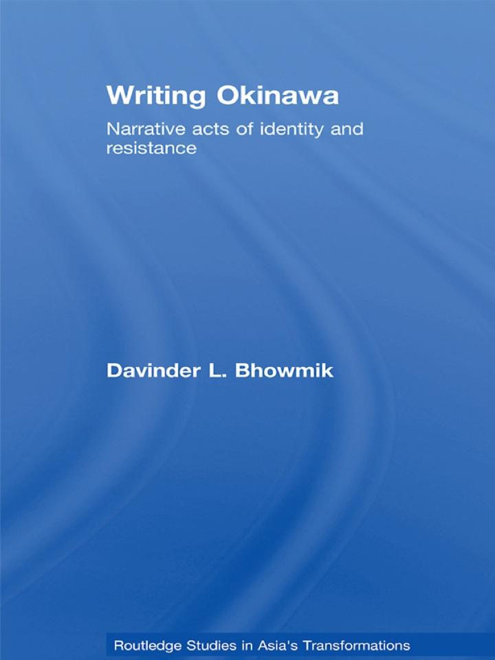 Writing Okinawa