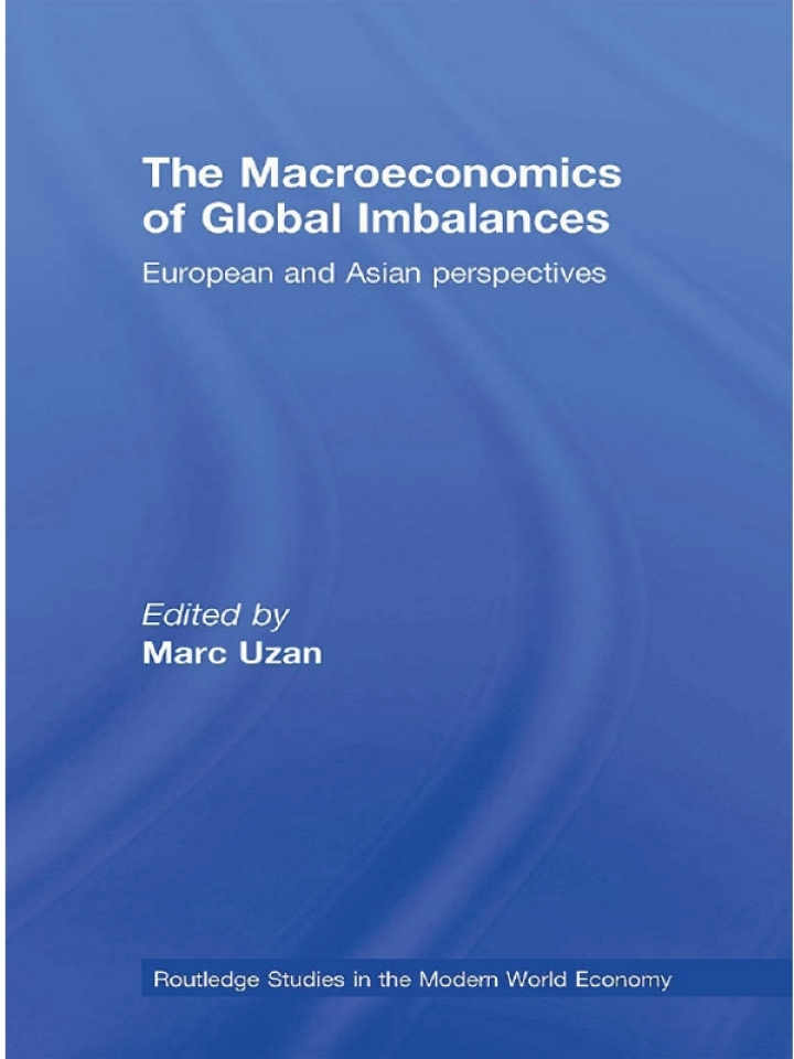 The Macroeconomics of Global Imbalances