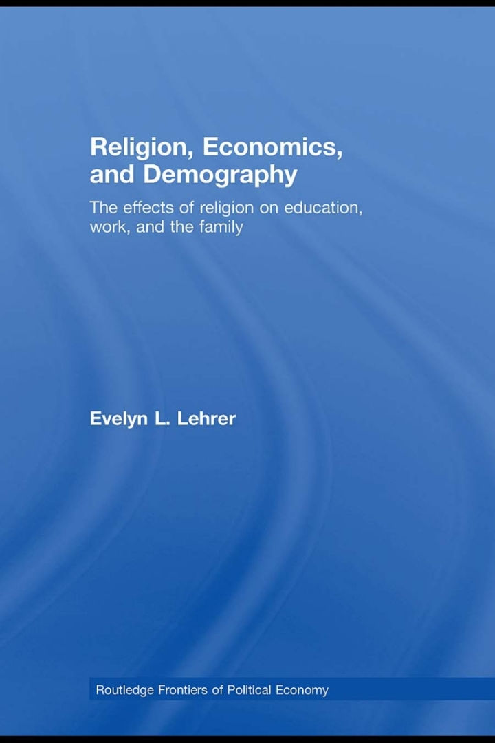 Religion, Economics and Demography