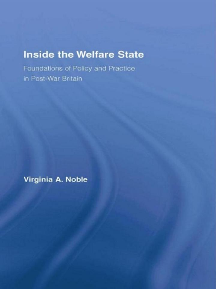 Inside the Welfare State
