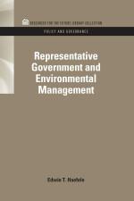 """Representative Government and Environmental Management"" (9781135998417)"