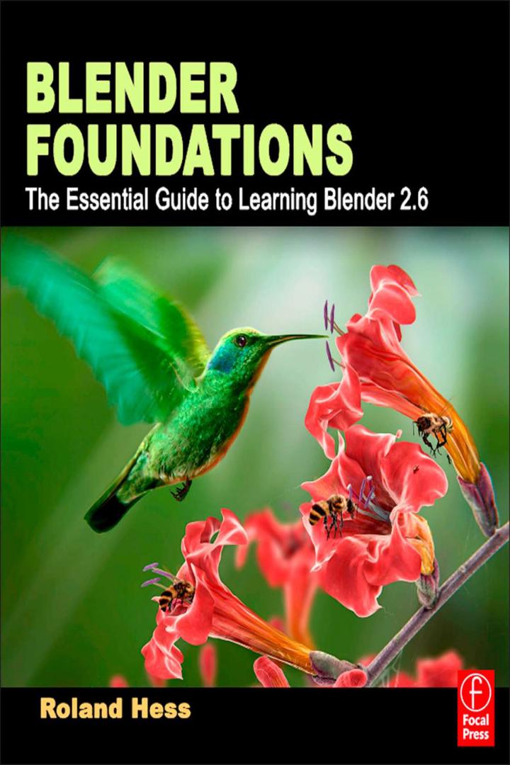 Blender Foundations