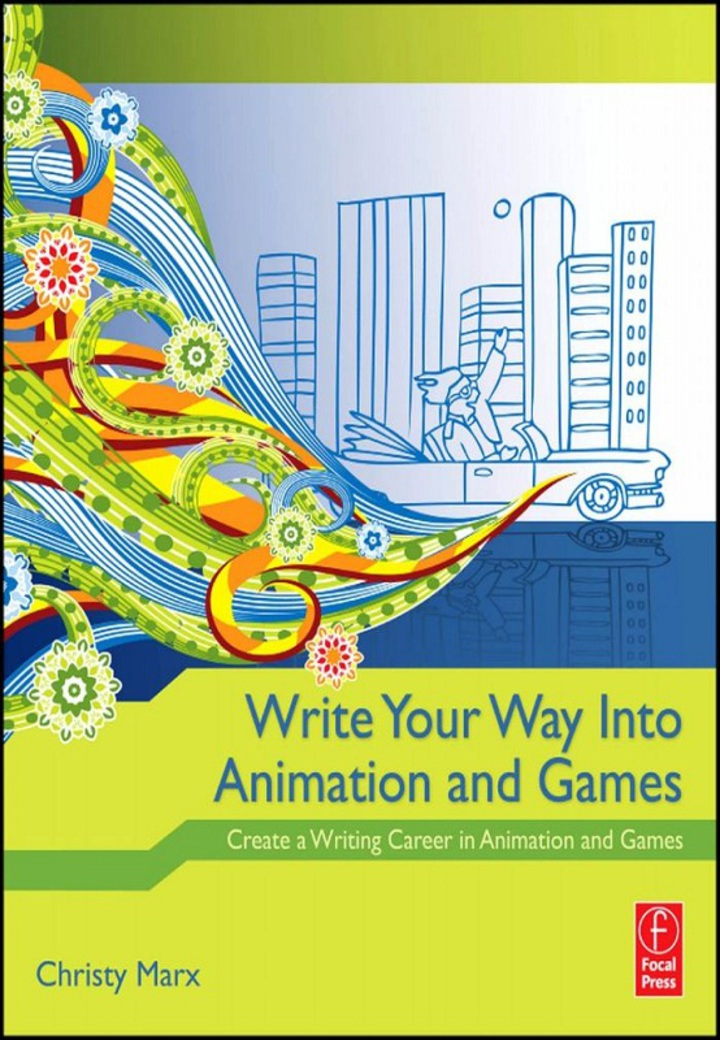 Write Your Way into Animation and Games