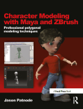 Character Modeling with Maya and ZBrush 9781136141812R90