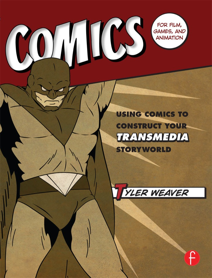 Comics for Film, Games, and Animation