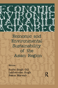 Economic and Environmental Sustainability of the Asian Region 9781136197918R90