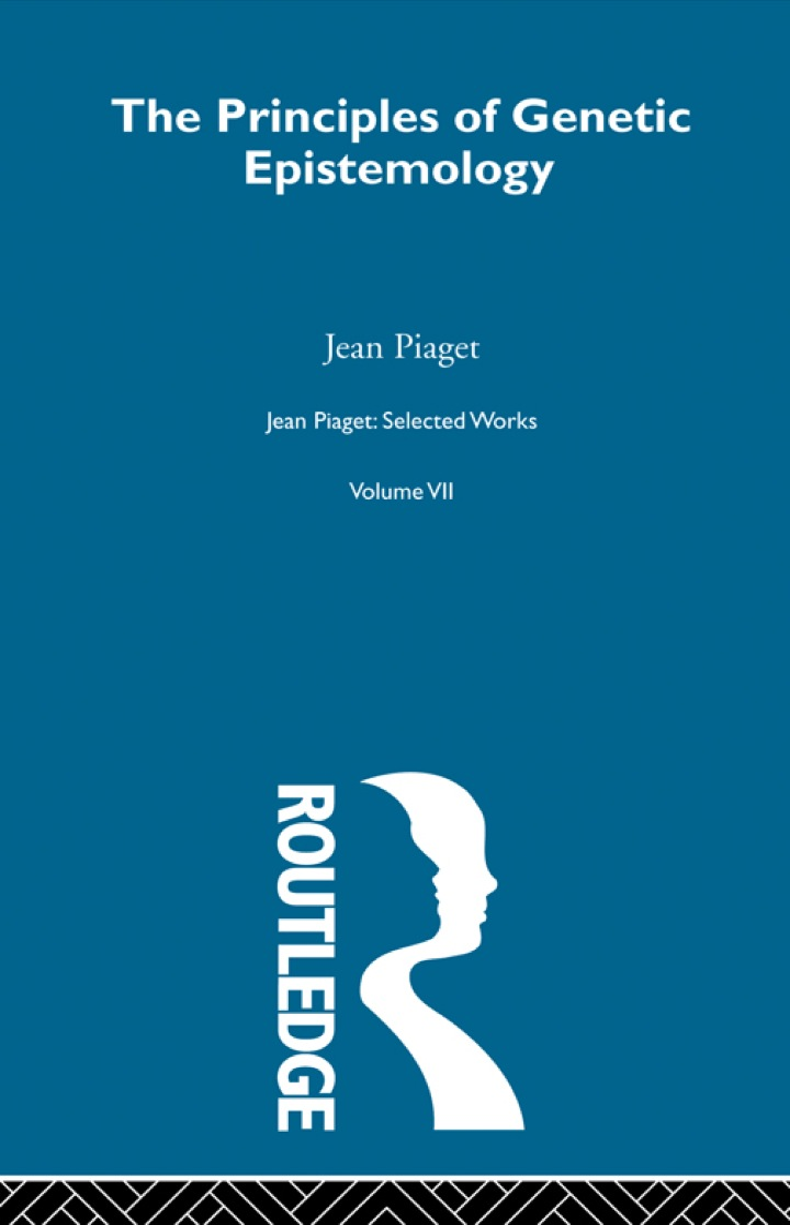 Principles of Genetic Epistemology