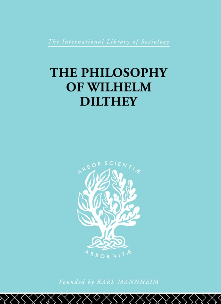 Philosophy of Wilhelm Dilthey