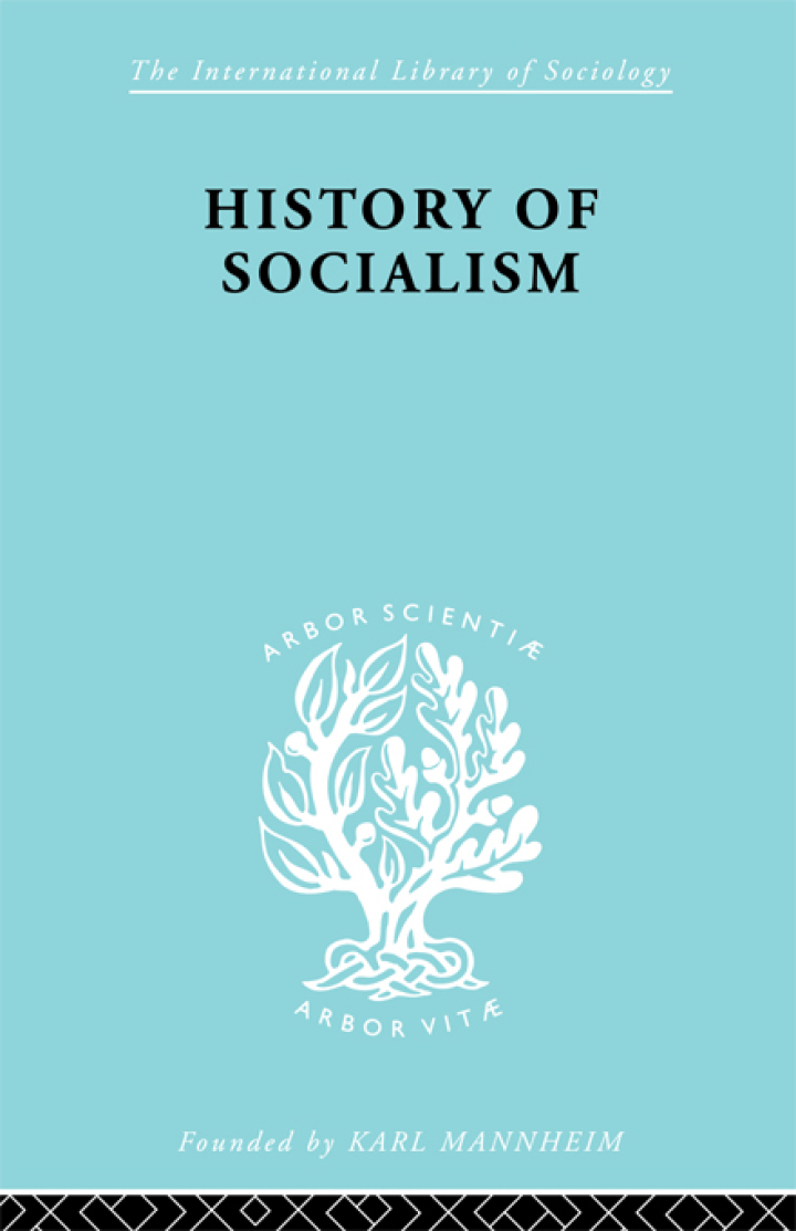 History of Socialism