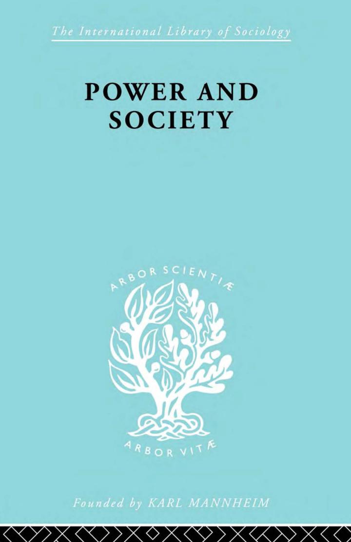Power & Society         Ils 50