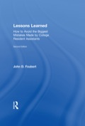 Lessons Learned 9781136271571R90