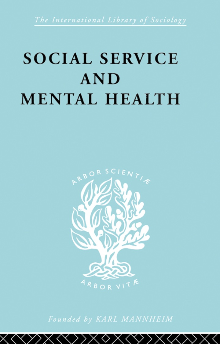 Social Service and Mental Health