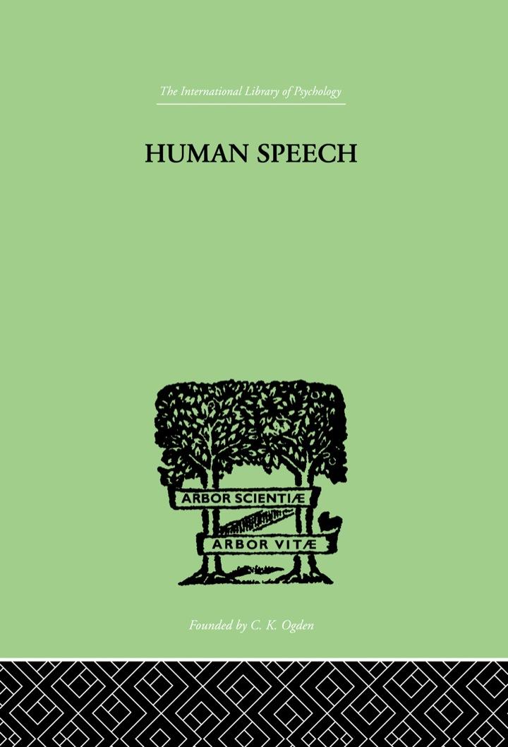 Human Speech
