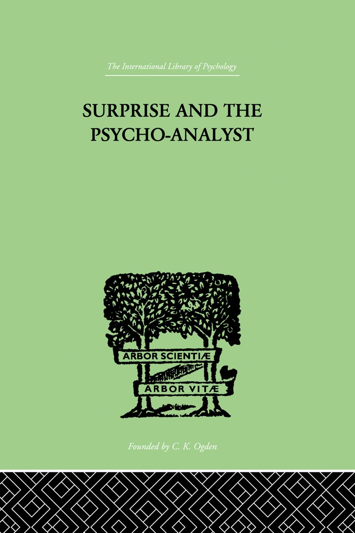 Surprise And The Psycho-Analyst