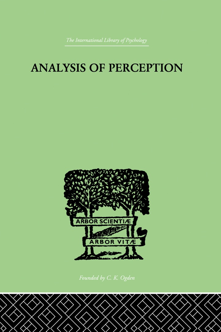 Analysis Of Perception