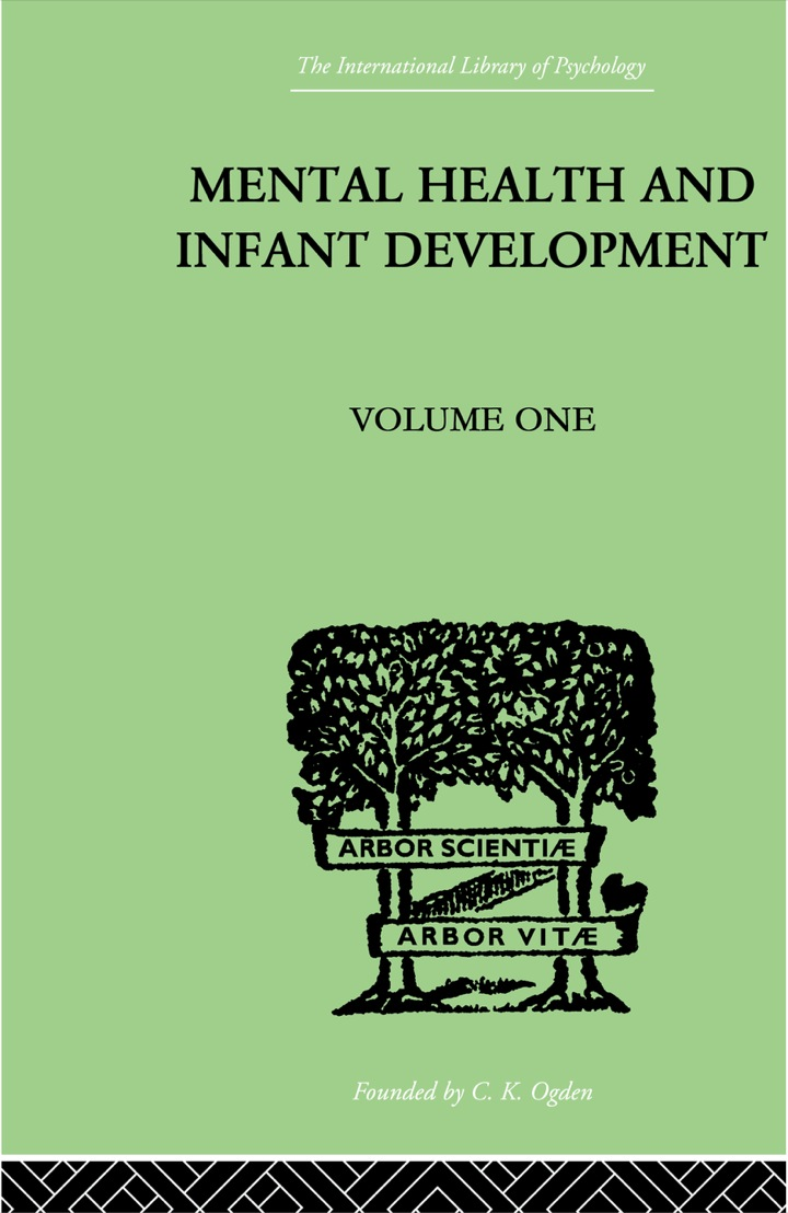 Mental Health And Infant Development