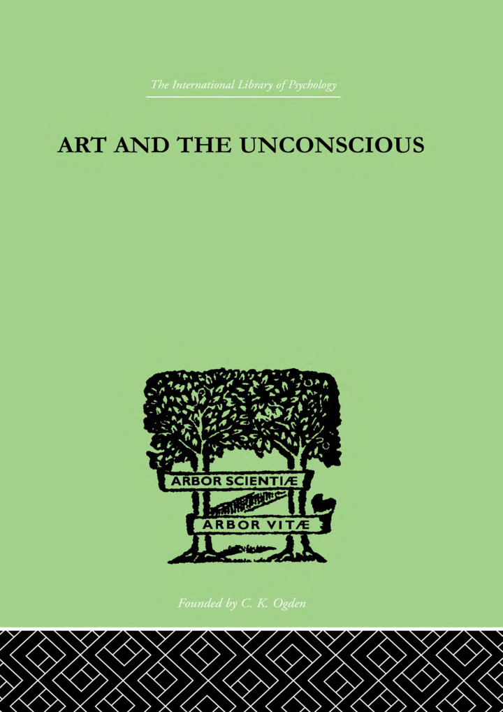 Art And The Unconscious