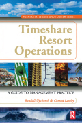 Timeshare Resort Operations (9781136355585 9781136355585R90) photo
