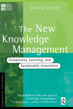 """""""The New Knowledge Management"""" (9781136356568)"""