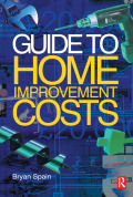 Guide to Home Improvement Costs 9781136400315R90