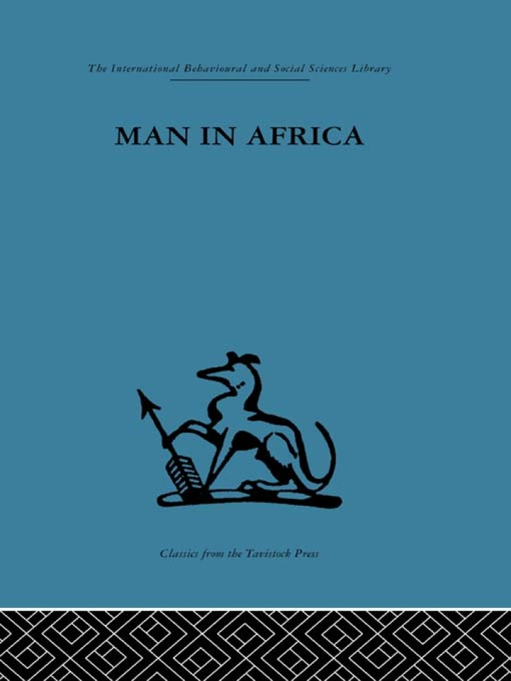Man in Africa