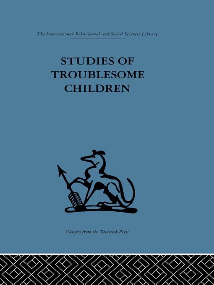 Studies of Troublesome Children