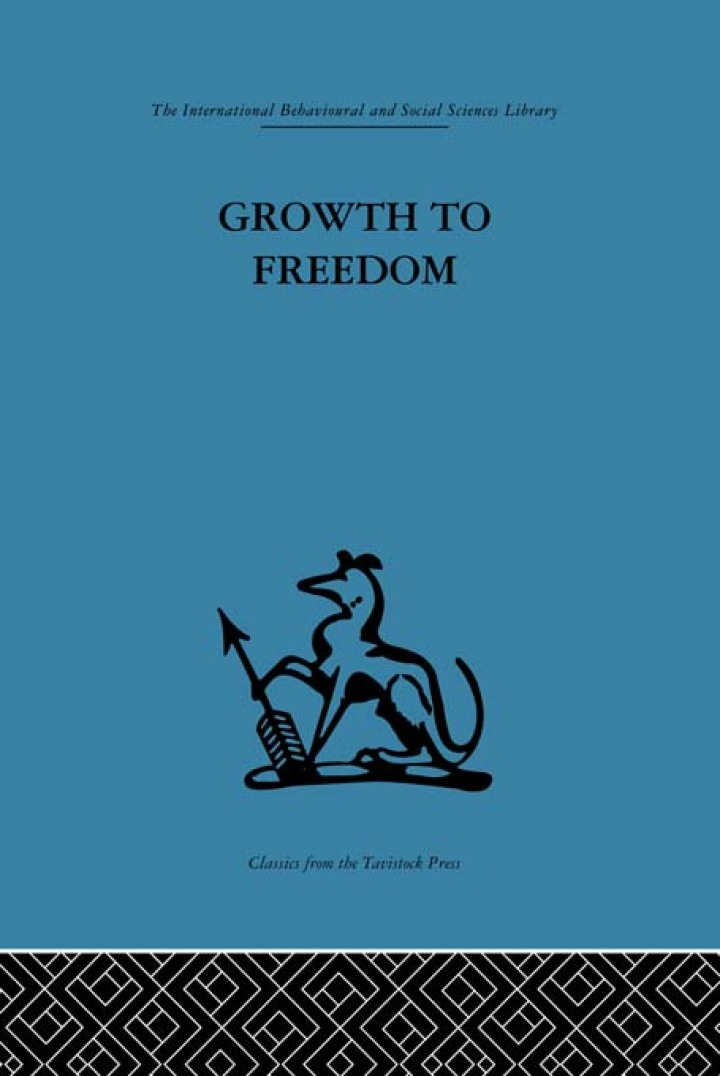Growth to Freedom
