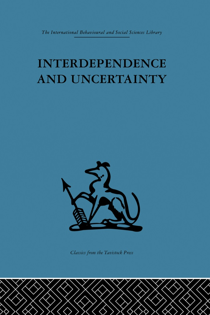 Interdependence and Uncertainty