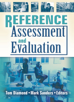 """""""Reference Assessment and Evaluation"""" (9781136445996)"""