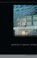Advances in Passive Cooling 9781136547331R90