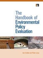 """The Handbook of Environmental Policy Evaluation"" (9781136553561)"