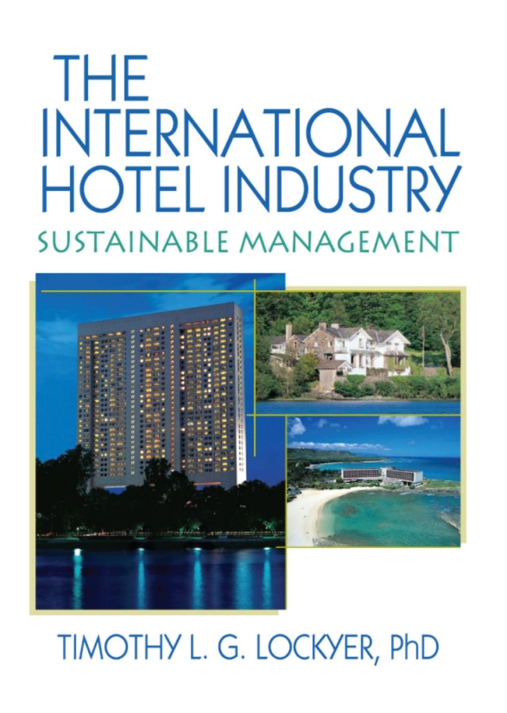 The International Hotel Industry (eBook Rental)