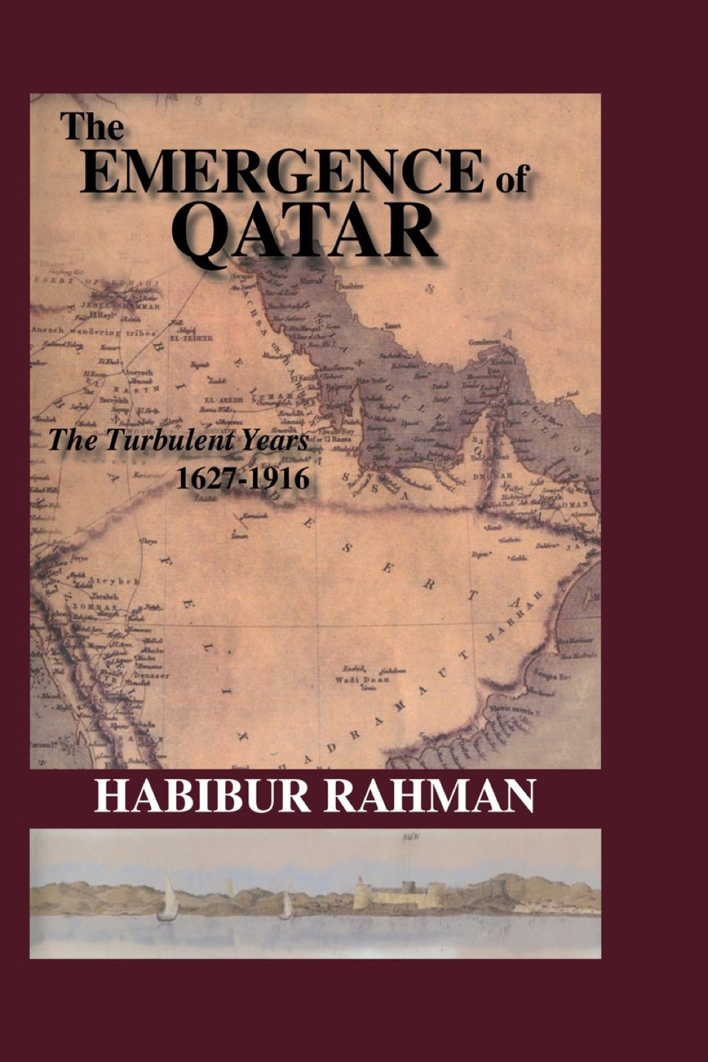 The Emergence Of Qatar (eBook Rental)
