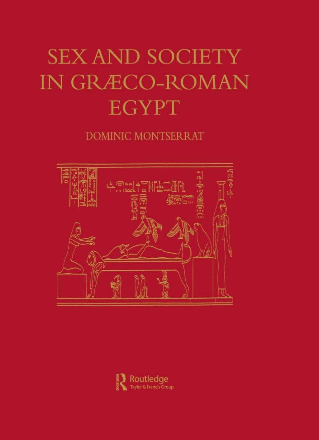 Sex & Society In Graeco-Roman (eBook Rental)