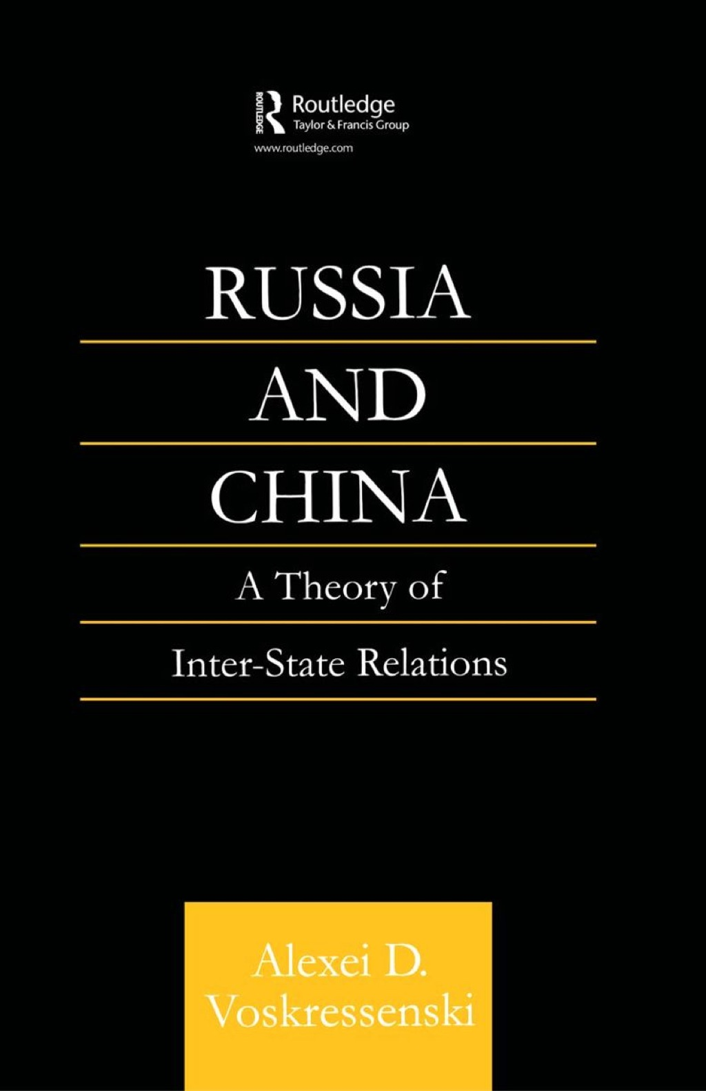 Russia and China (eBook Rental)