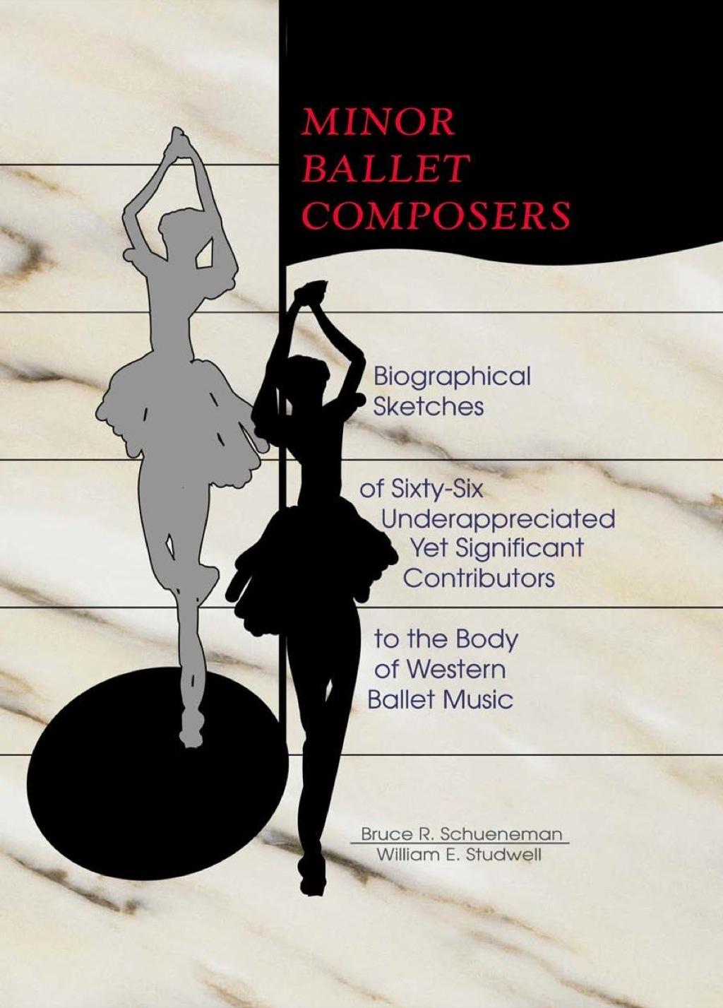 Minor Ballet Composers (eBook Rental)