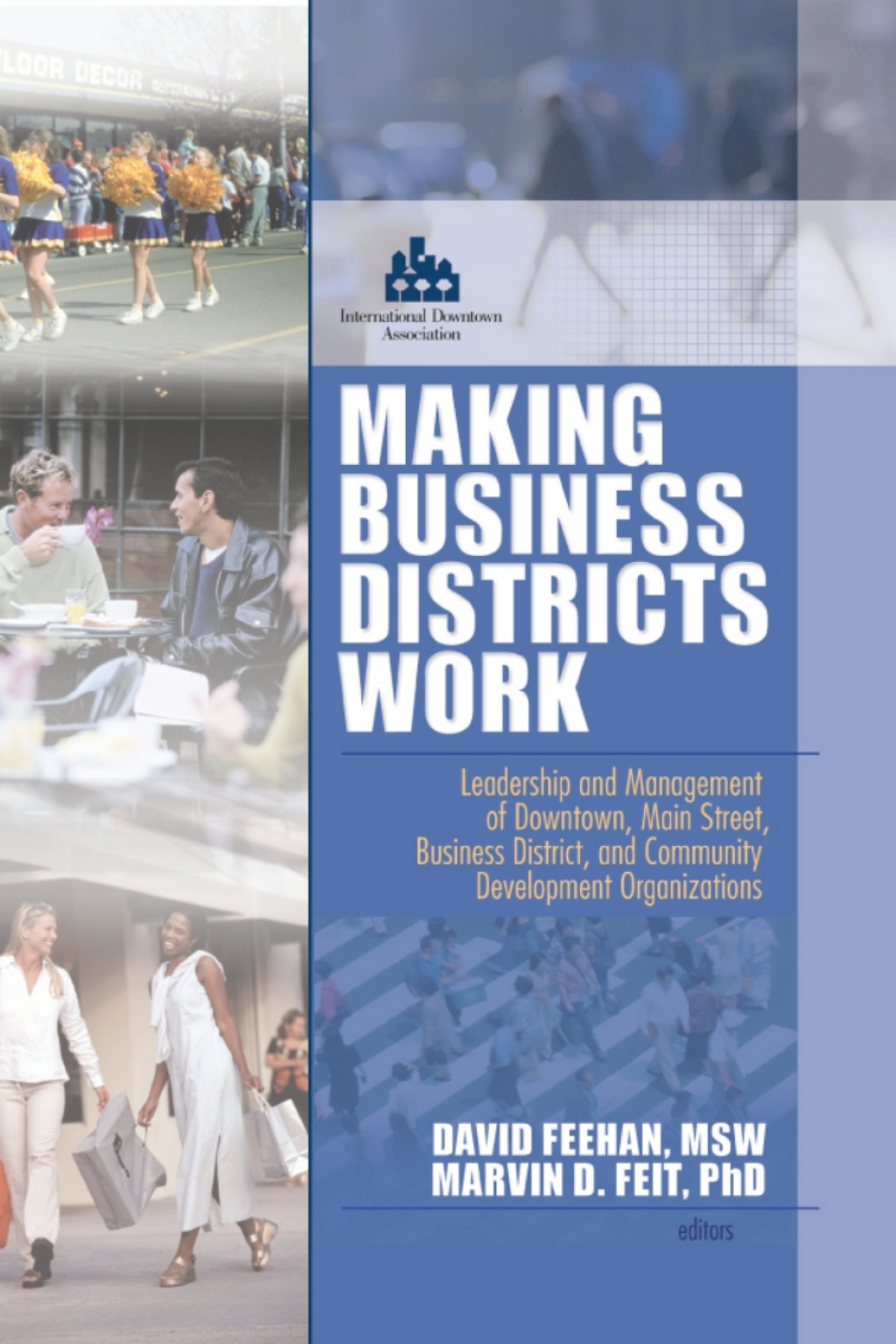 Making Business Districts Work (eBook Rental)