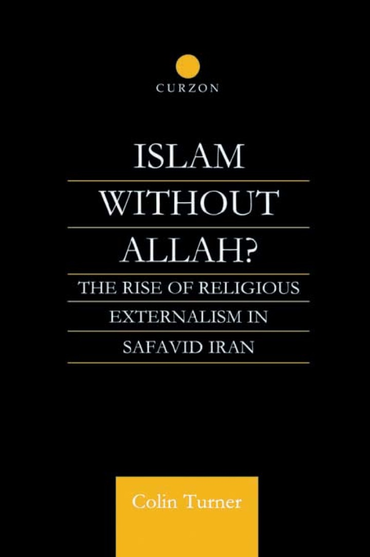 Islam Without Allah?