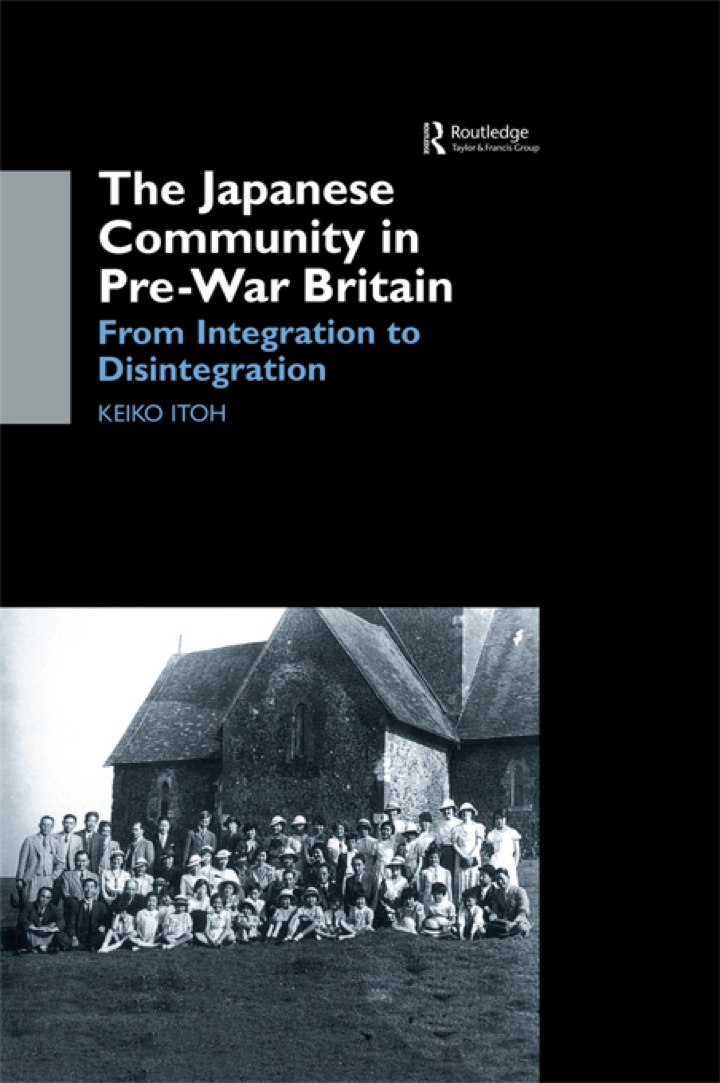 The Japanese Community in Pre-War Britain