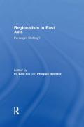 Regionalism in East Asia 9781136869532R90