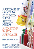 Assessment of Young Children with Special Needs 9781136882074R90