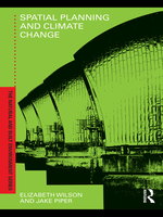 """""""Spatial Planning and Climate Change"""" (9781136934957)"""