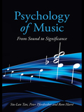 Psychology of Music 9781136997044R90