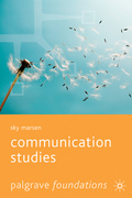 Communication Studies 9781137232298