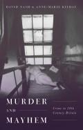 Murder and Mayhem 9781137290458R180